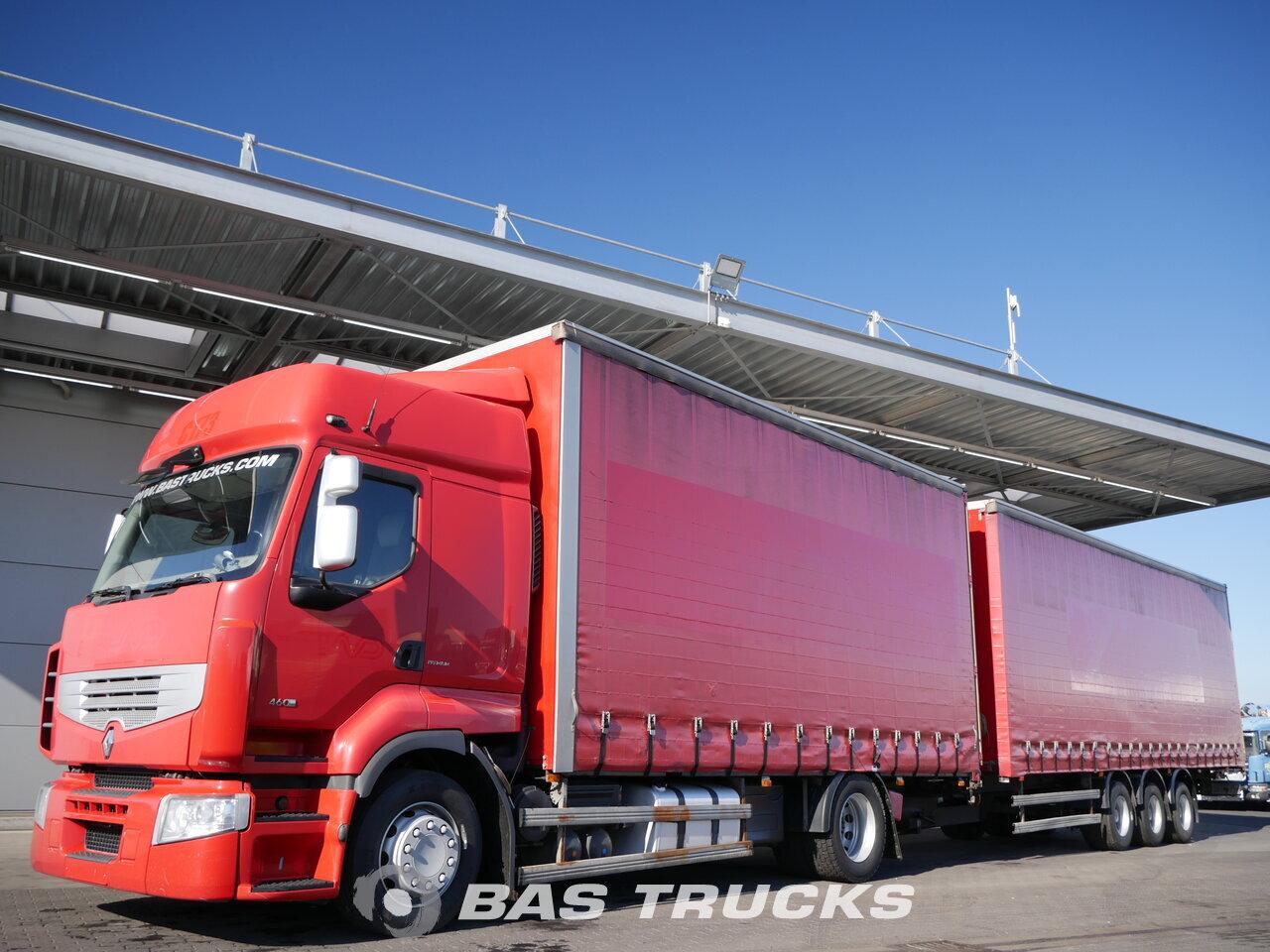 renault premium 460 lkw anhaenger euro 5 20300 bas trucks. Black Bedroom Furniture Sets. Home Design Ideas