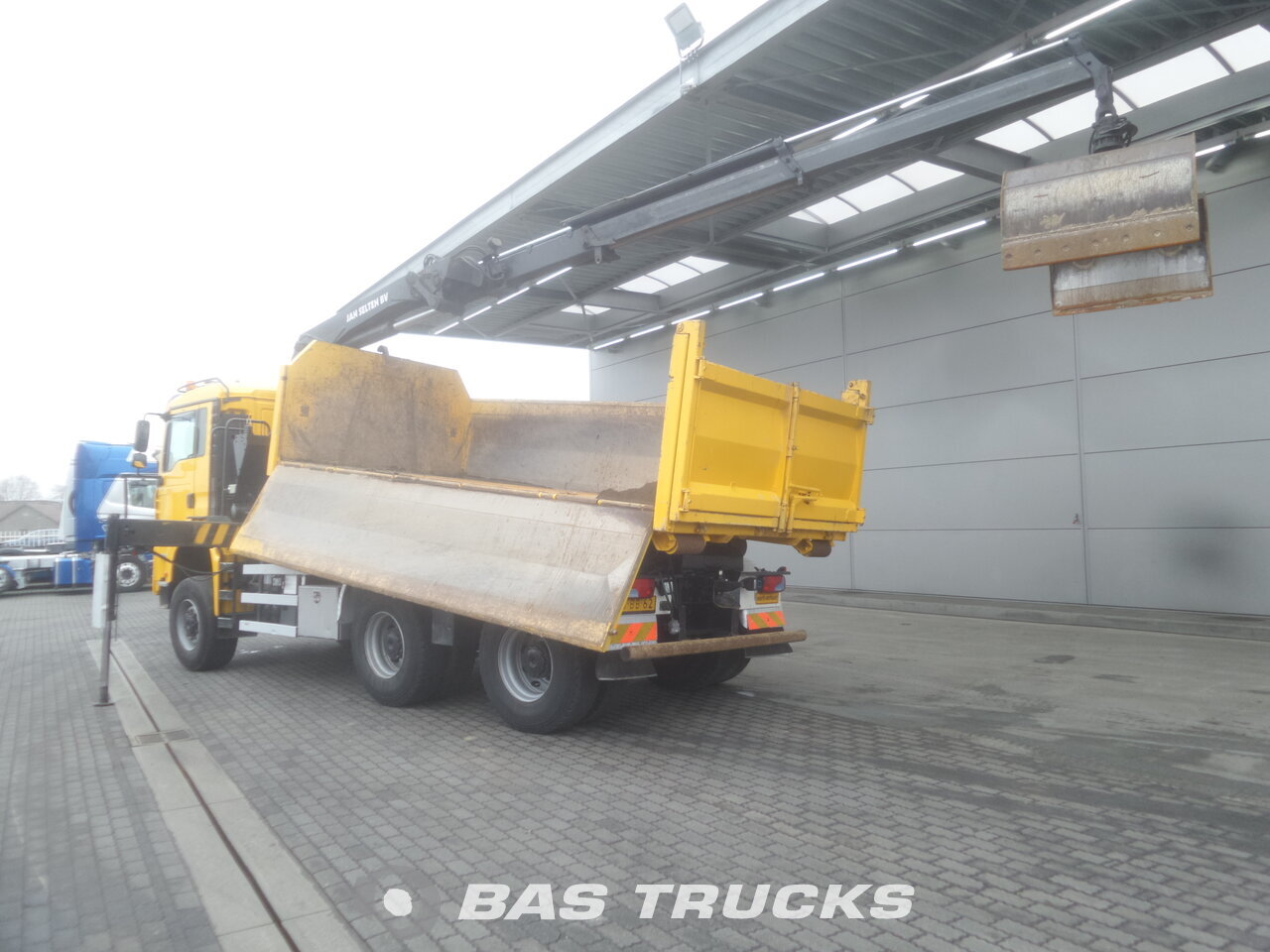 man tga m lkw euro 3 42200 bas trucks. Black Bedroom Furniture Sets. Home Design Ideas