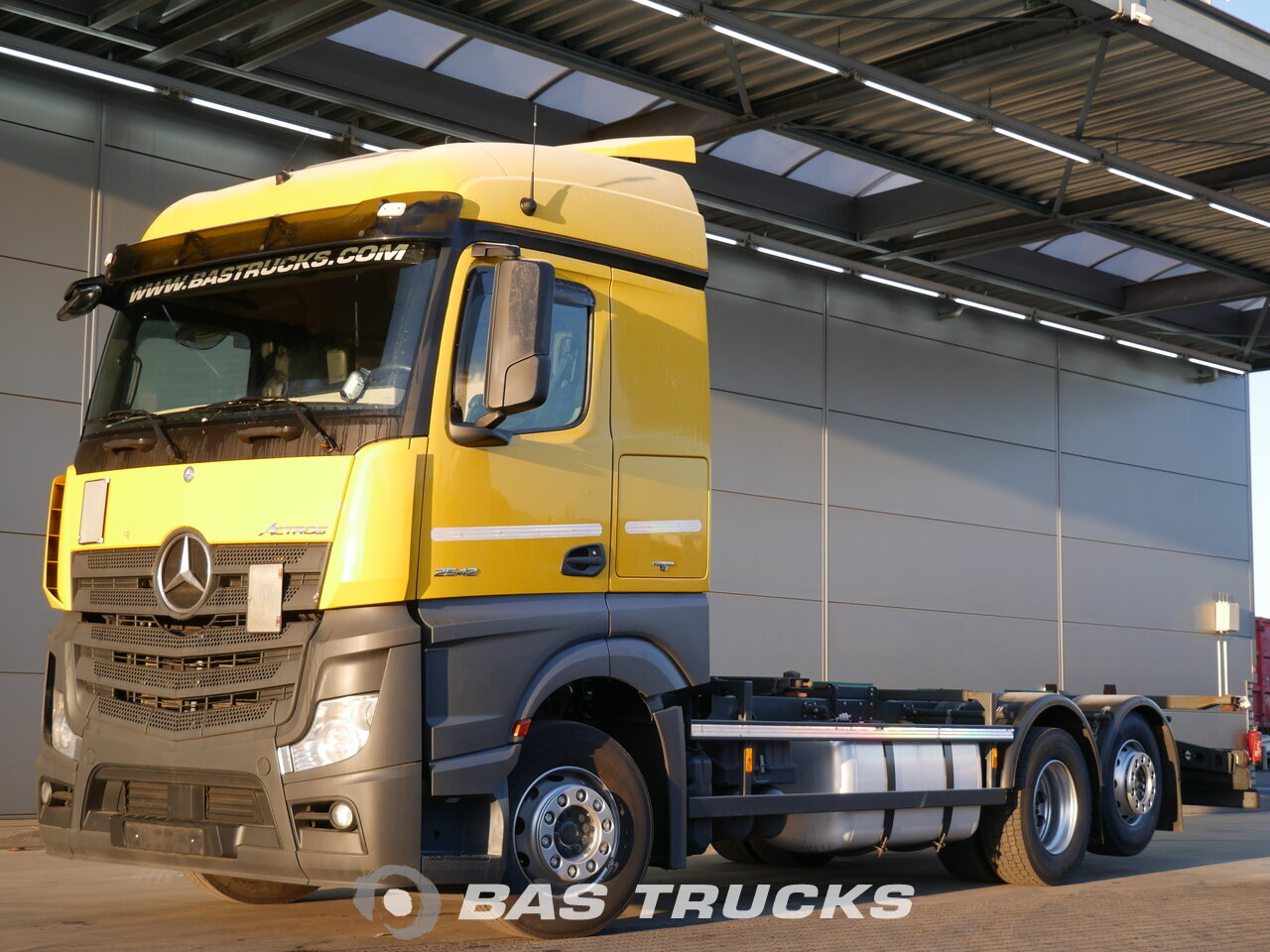 mercedes actros 2542 l lkw euro 6 34800 bas trucks. Black Bedroom Furniture Sets. Home Design Ideas