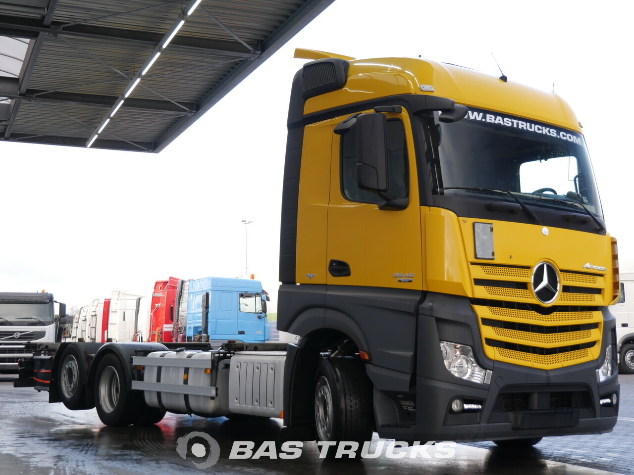 mercedes actros 2545 l lkw euro 6 31200 bas trucks. Black Bedroom Furniture Sets. Home Design Ideas