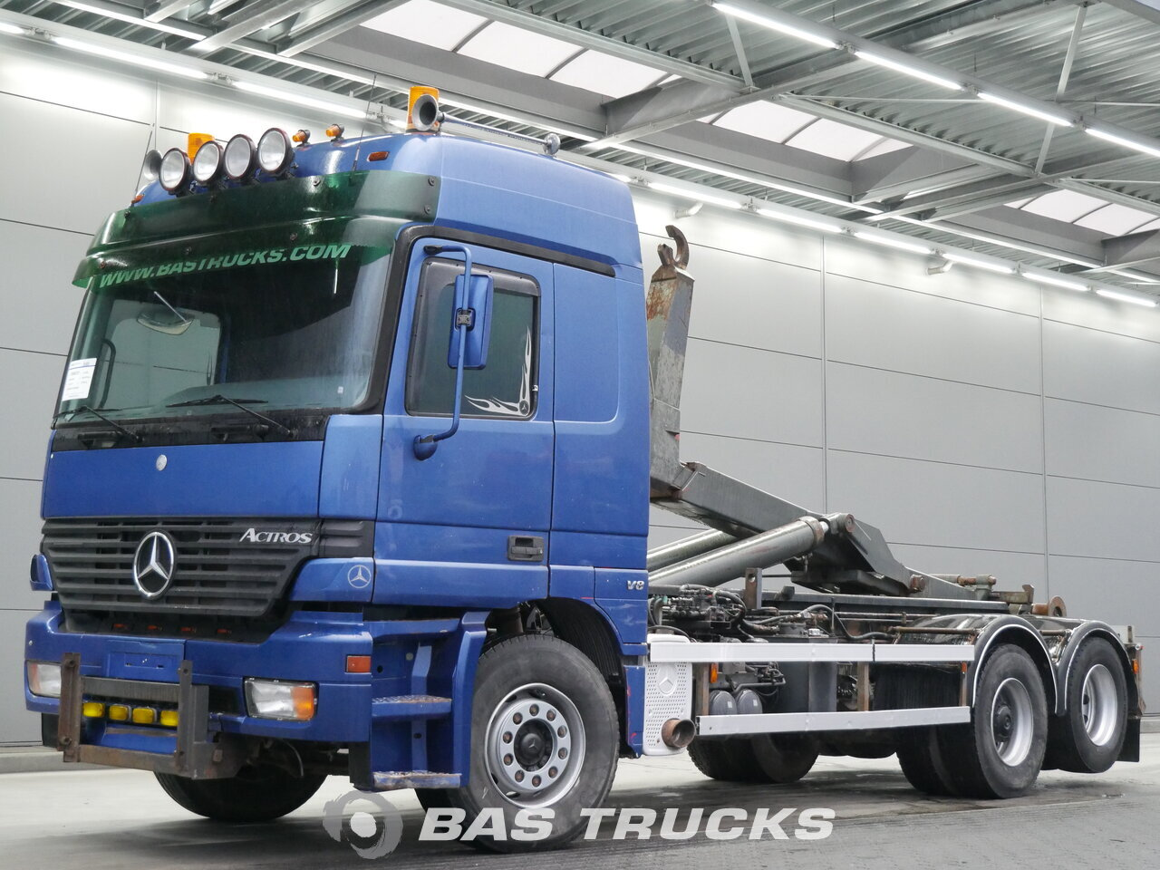 mercedes actros 2548 s getriebeschaden lkw euro 2 10800. Black Bedroom Furniture Sets. Home Design Ideas