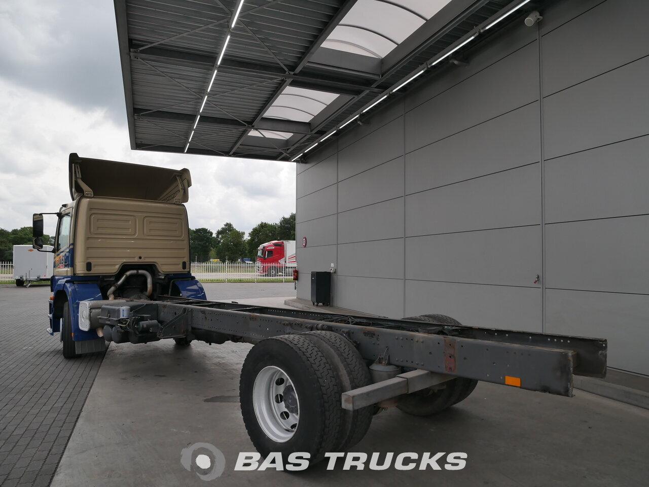 mercedes axor 1823 l lkw euro 3 7600 bas trucks. Black Bedroom Furniture Sets. Home Design Ideas