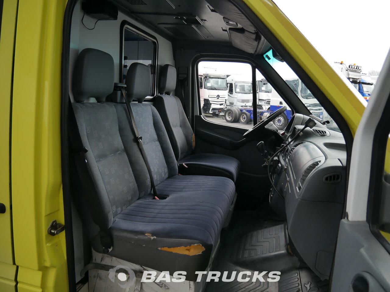 mercedes sprinter leichte nutzfahrzeuge euro 0 6400 bas trucks. Black Bedroom Furniture Sets. Home Design Ideas