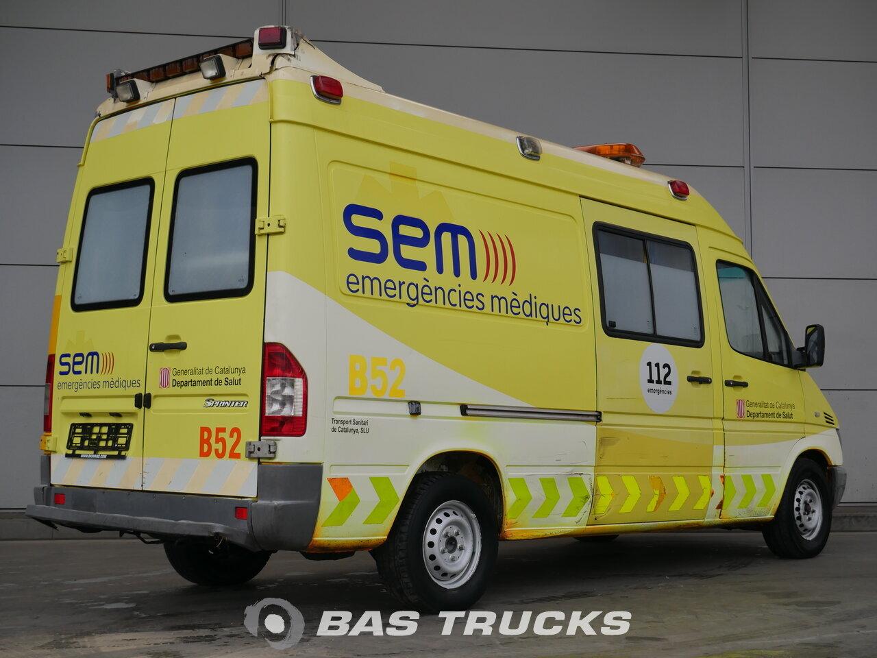mercedes sprinter leichte nutzfahrzeuge 3900 bas trucks. Black Bedroom Furniture Sets. Home Design Ideas
