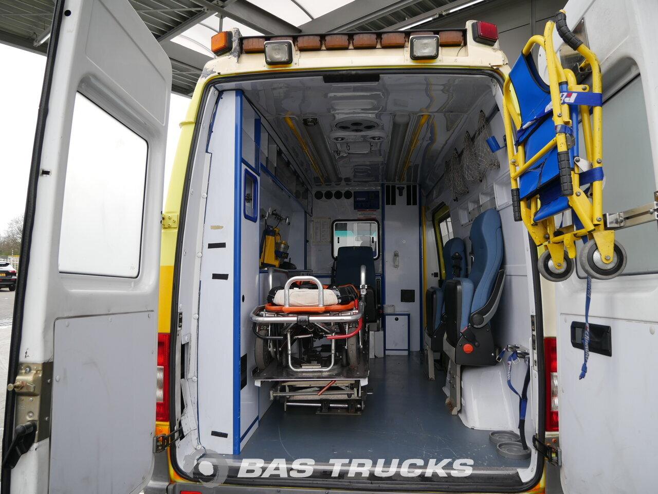 mercedes sprinter leichte nutzfahrzeuge euro 0 5400 bas trucks. Black Bedroom Furniture Sets. Home Design Ideas