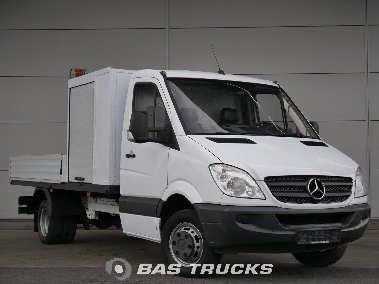 mercedes sprinter leichte nutzfahrzeuge 14900 bas trucks. Black Bedroom Furniture Sets. Home Design Ideas
