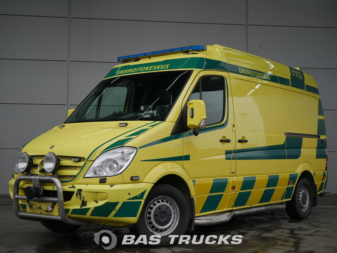 mercedes sprinter leichte nutzfahrzeuge 15900 bas trucks. Black Bedroom Furniture Sets. Home Design Ideas