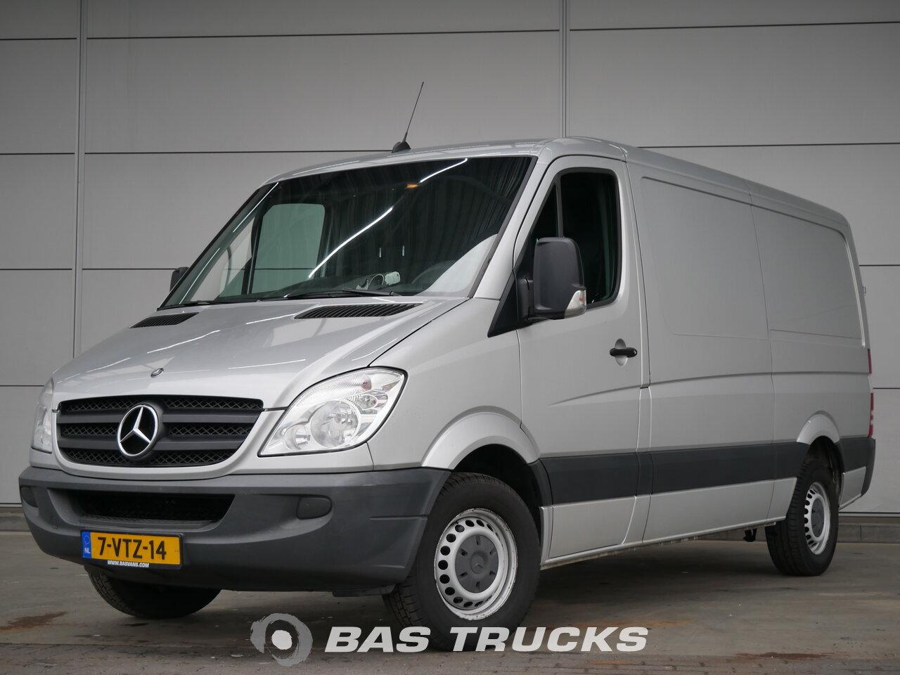 mercedes sprinter leichte nutzfahrzeuge 12900 bas trucks. Black Bedroom Furniture Sets. Home Design Ideas