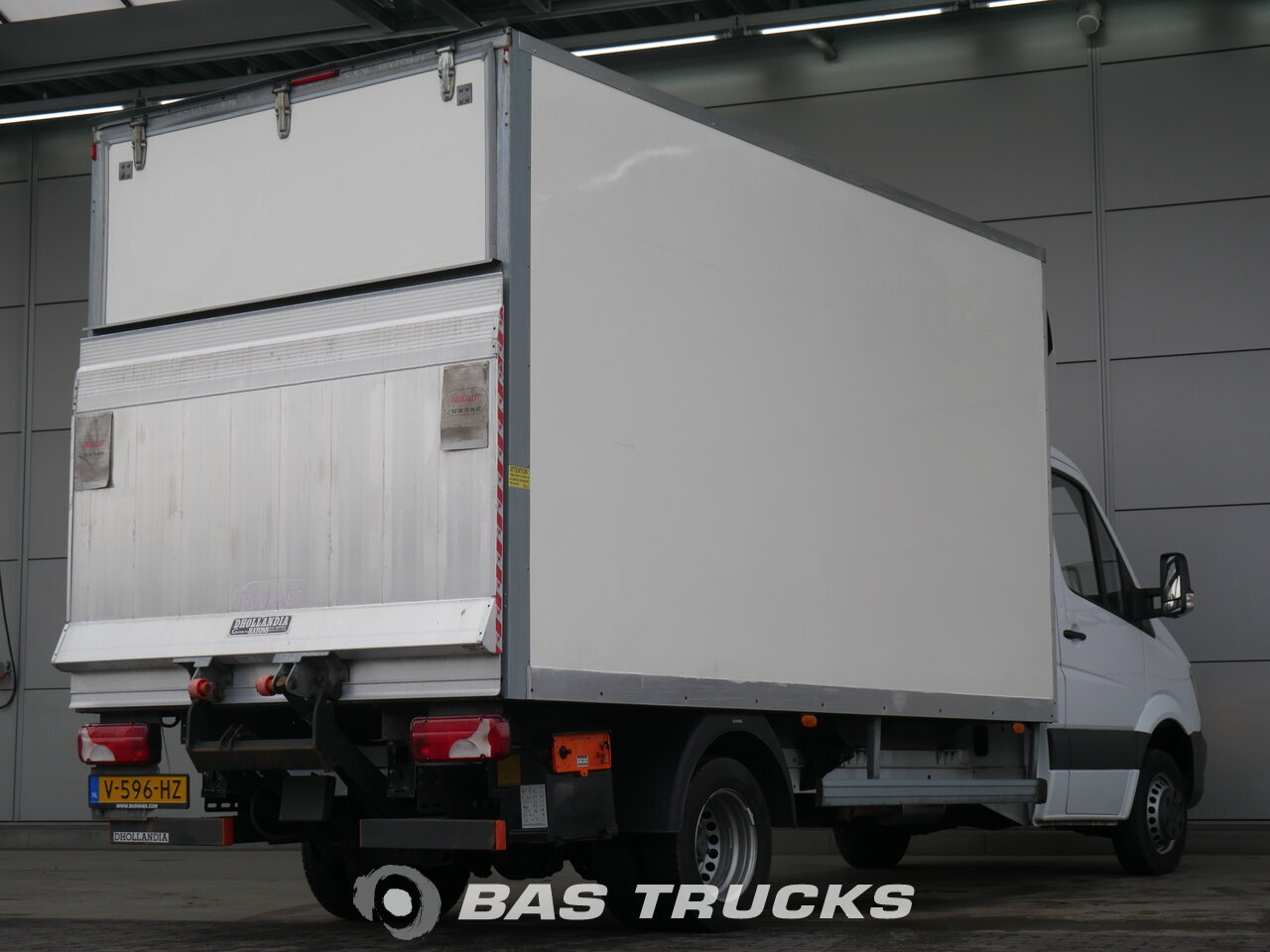 mercedes sprinter leichte nutzfahrzeuge 19900 bas trucks. Black Bedroom Furniture Sets. Home Design Ideas