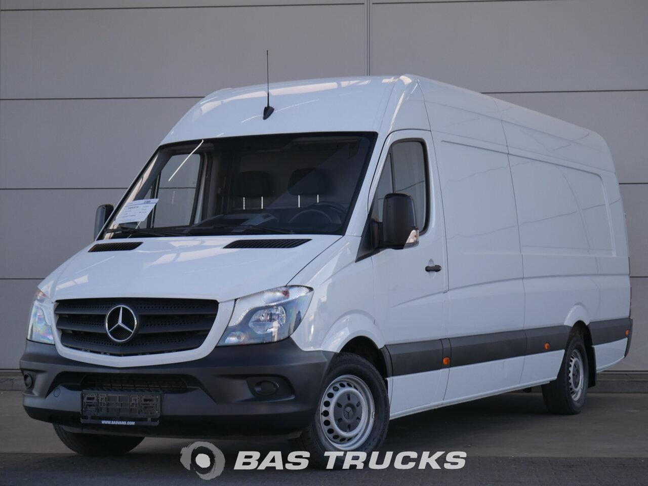 mercedes sprinter 316 leichte nutzfahrzeuge 22900 bas trucks. Black Bedroom Furniture Sets. Home Design Ideas