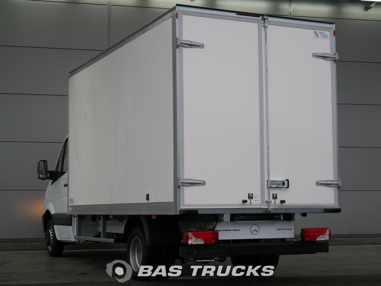mercedes sprinter 513 leichte nutzfahrzeuge euro 0 20900 bas trucks. Black Bedroom Furniture Sets. Home Design Ideas