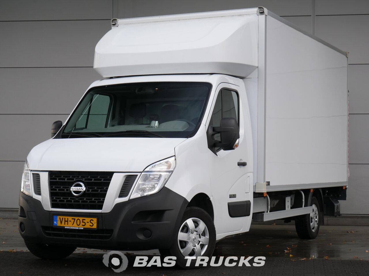 Nissan Nv400 Lichte Bedrijfsauto 16900 Bas Trucks