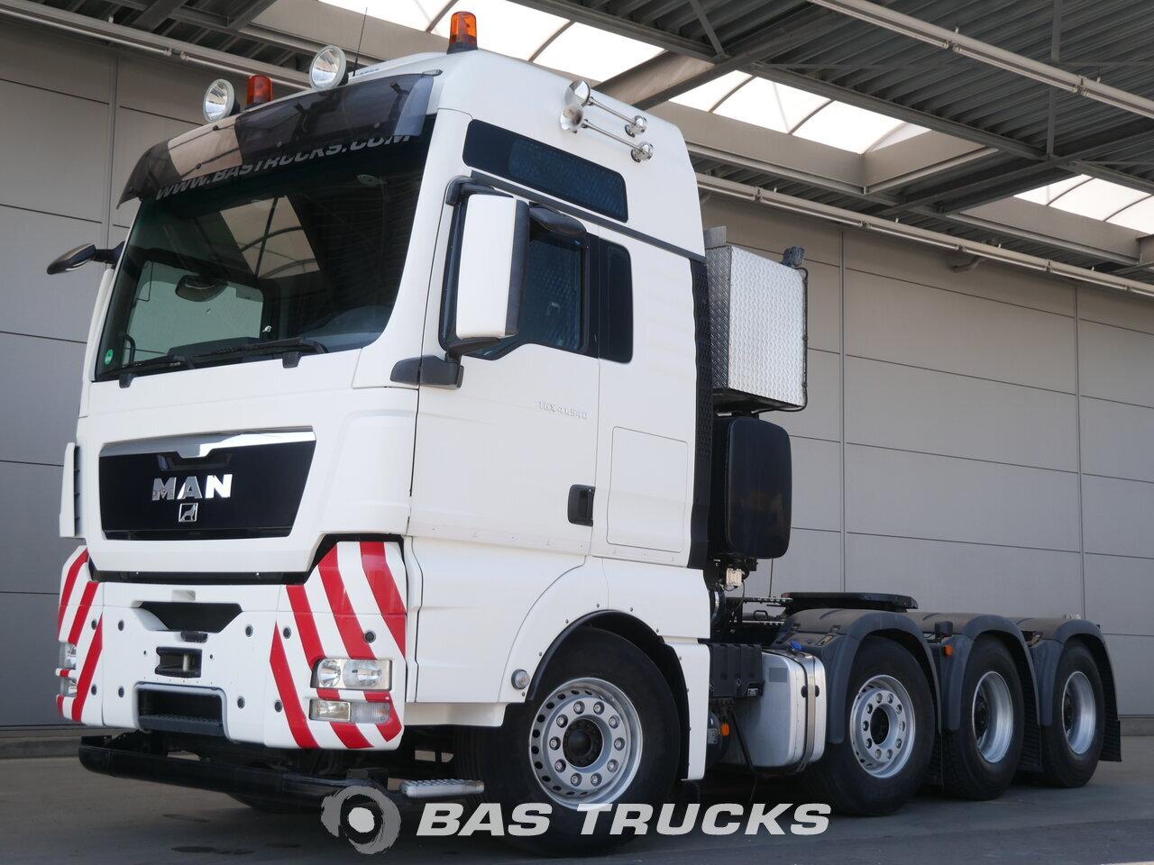man tgx xxl trekker euro norm 5 57200 bas trucks. Black Bedroom Furniture Sets. Home Design Ideas