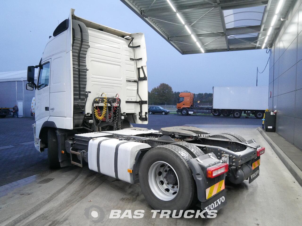 Foto van Gebruikt Trekker Volvo FH 440 XL 4X2 2009