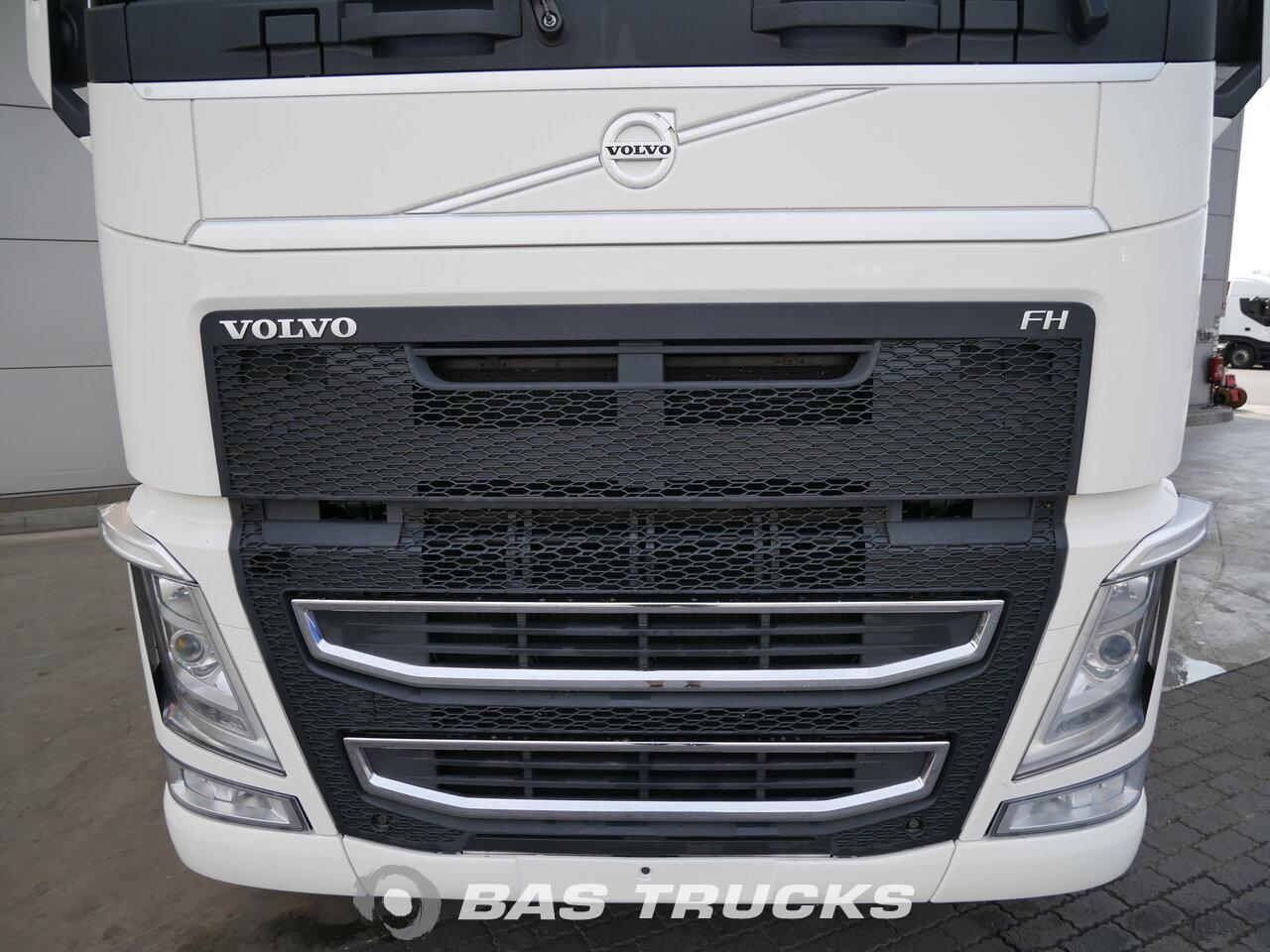 Foto van Gebruikt Trekker Volvo FH 540 XL 6X2 2014
