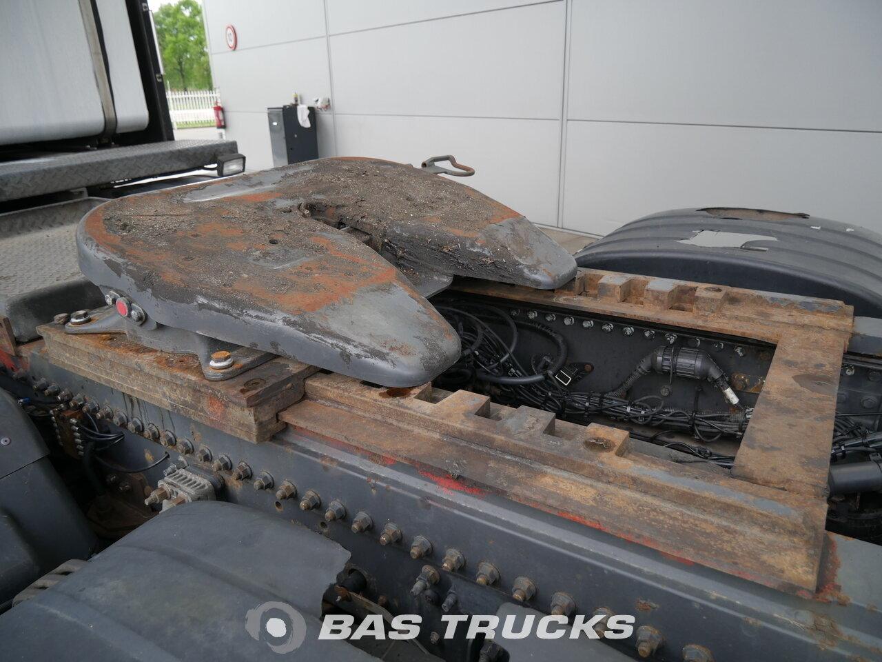 Foto van Gebruikt Trekker Volvo FH16 660 10X4 2008