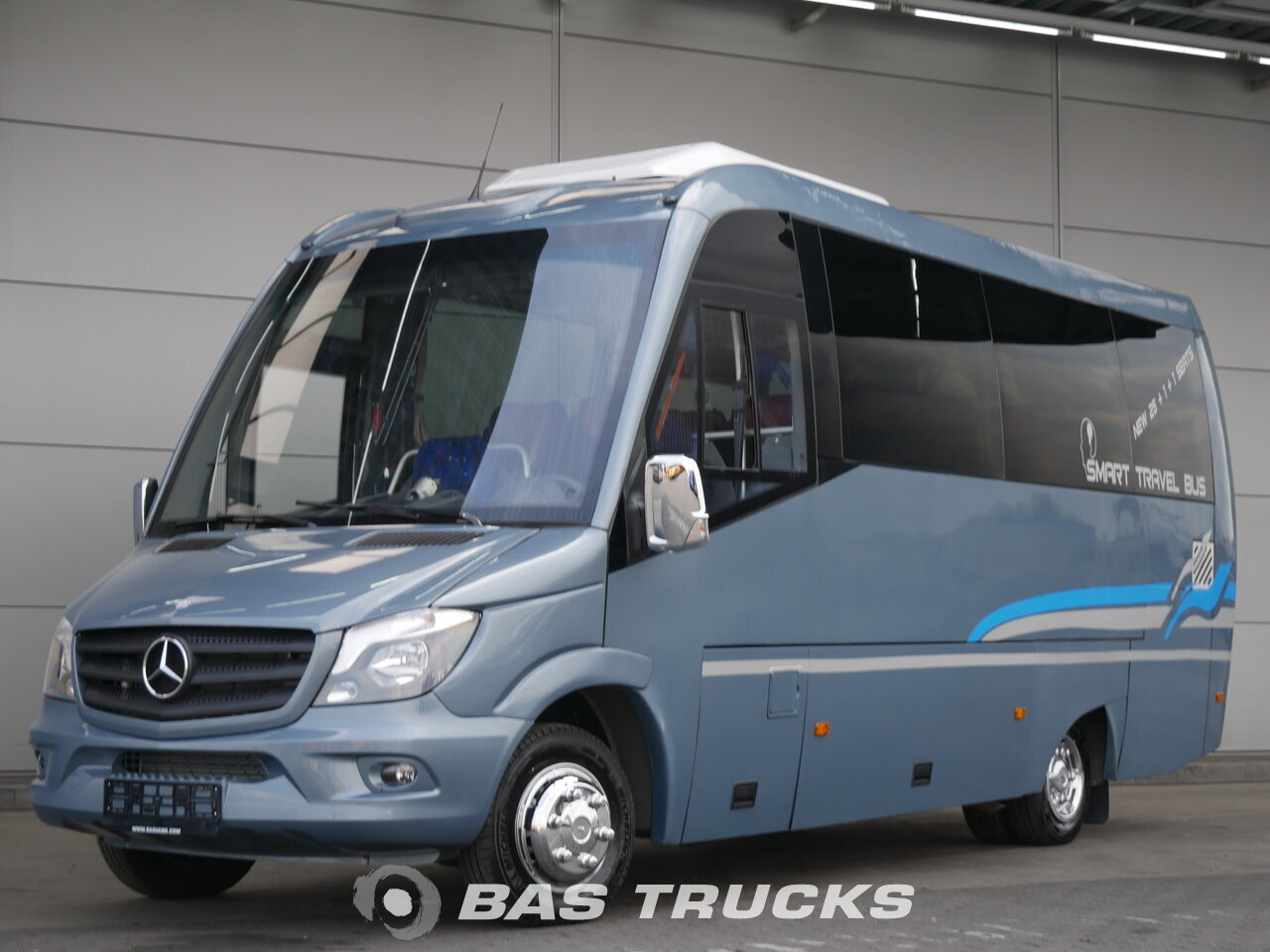 photo of New Bus Mercedes Sprinter 519 4X2