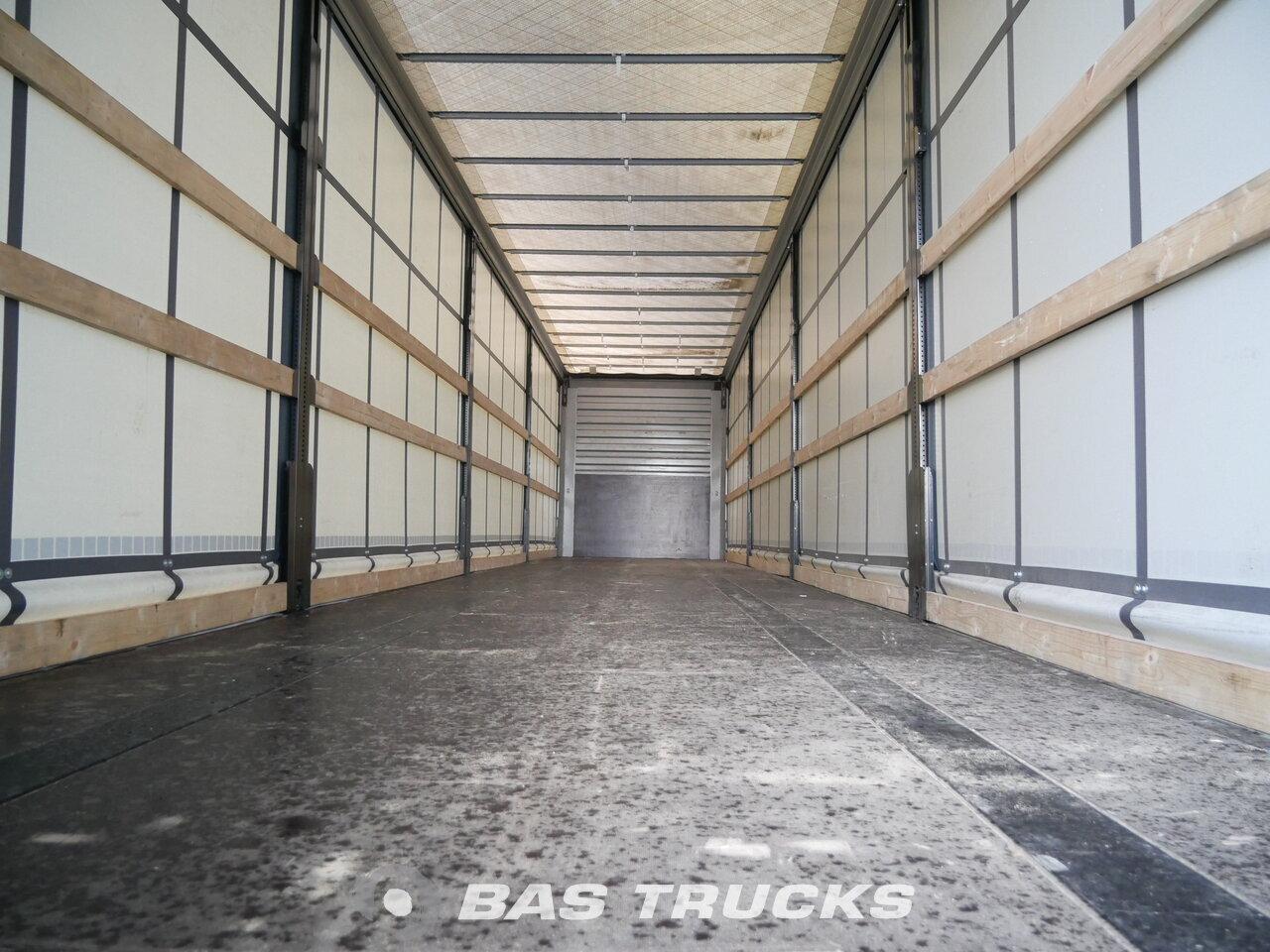 photo of New Semi-trailer CIMC SG 03 Axels