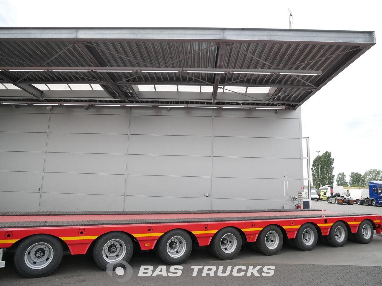 photo of New Semi-trailer GURLESENYIL  Ausziebar Bis 23m80 5x Lenkachse GLY8 8 Axels
