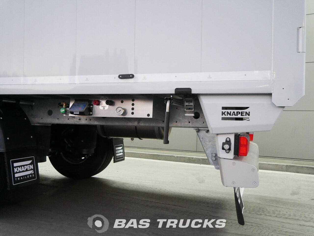 photo of New Semi-trailer Knapen 91m3 Cargo Floor K100 3 Axels