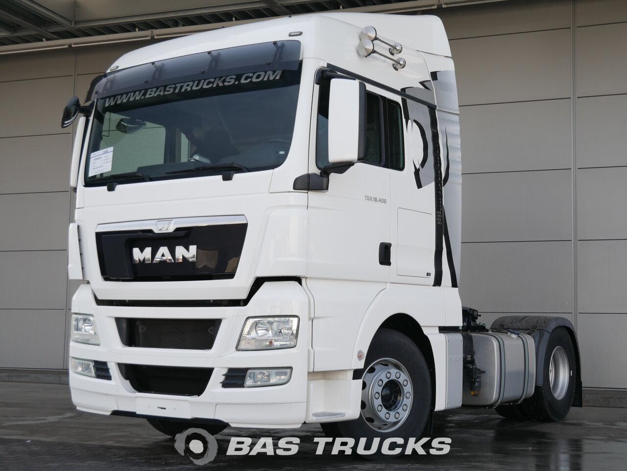 photo of New Tractorhead MAN TGX 18.400 XLX 4X2