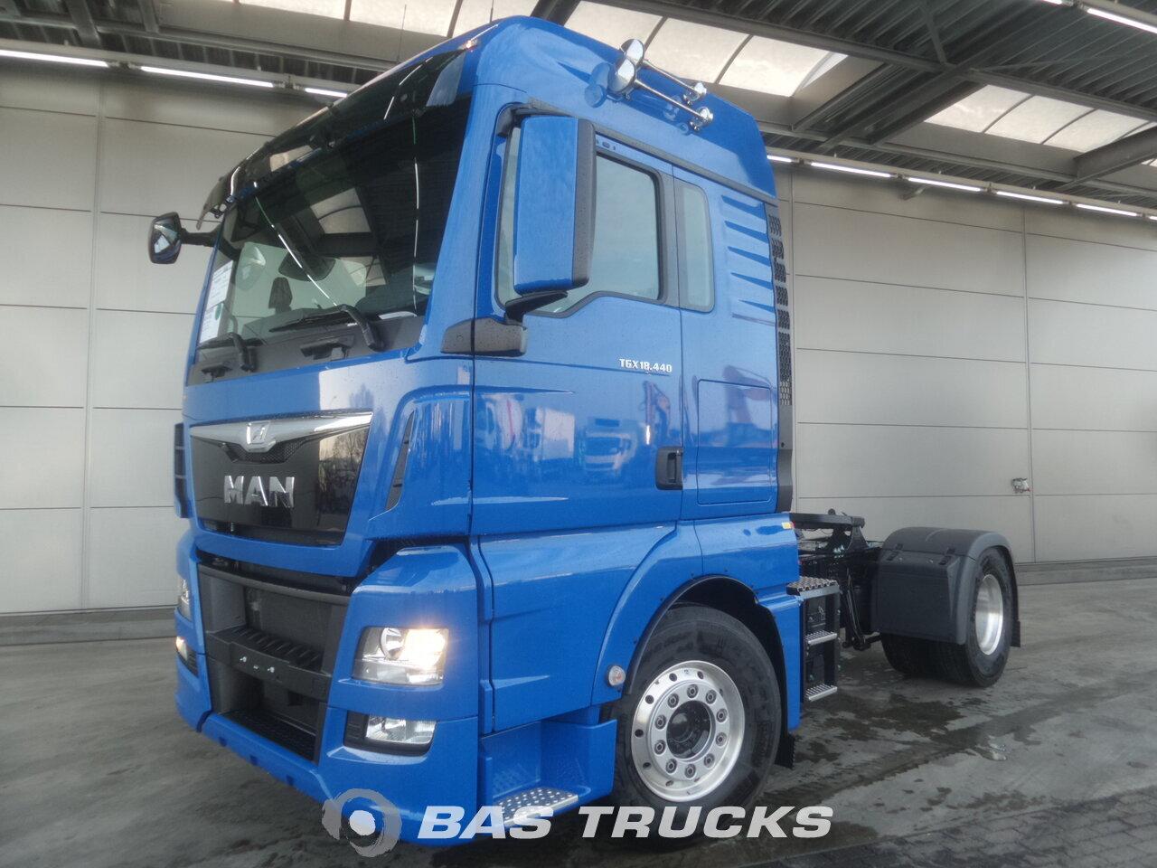 090ac7056e MAN TGX 18.440 XLX Tractorhead Euro norm 6 €69900 - BAS Trucks