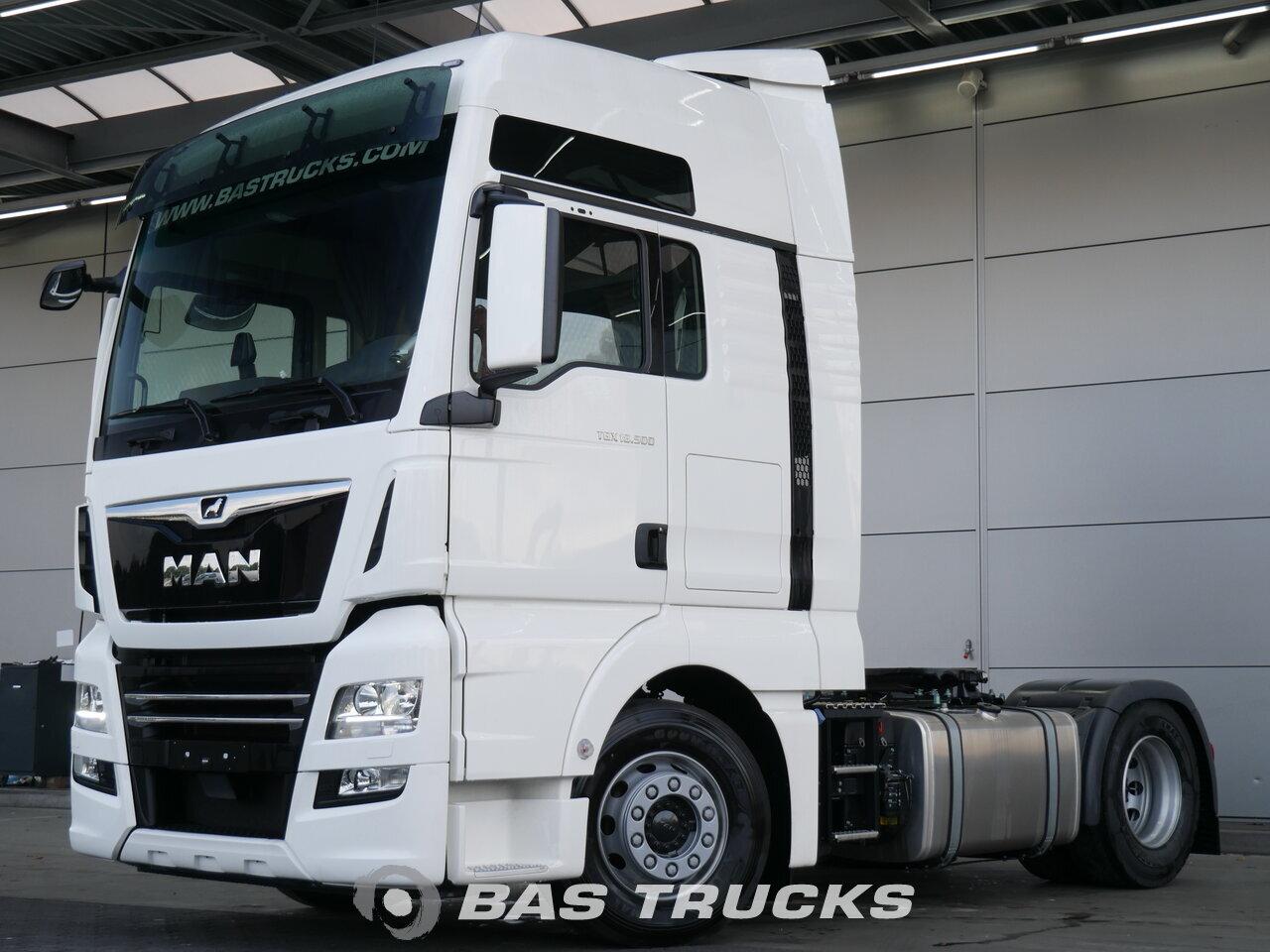 For sale at BAS Trucks: MAN TGX 18 500 XXL 4X2 New