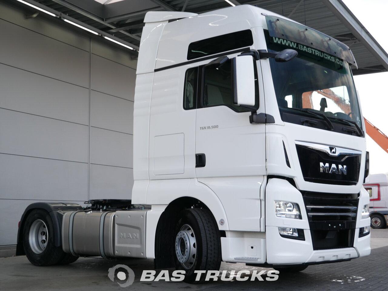 photo of New Tractorhead MAN TGX 18.500 XXL 4X2