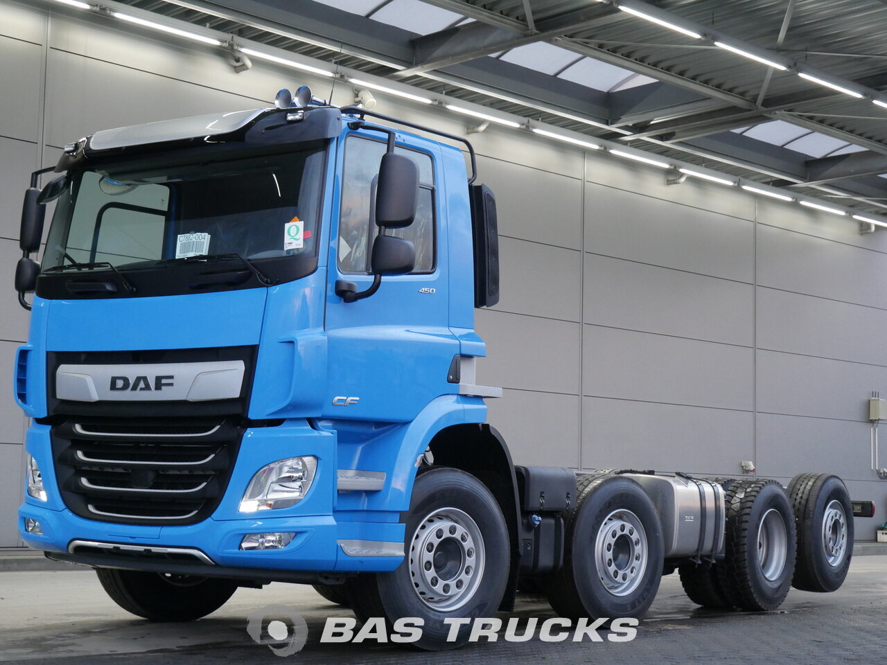 photo of New Truck DAF CF 450 8X2