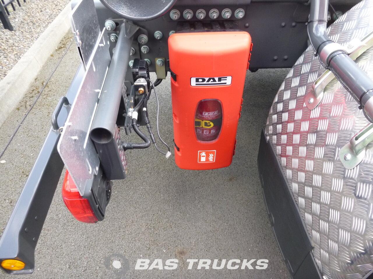 photo of New Truck DAF FAN CF 440 SLC BTS PCC - Meiller Abrollkipper RS 21.70 6X2