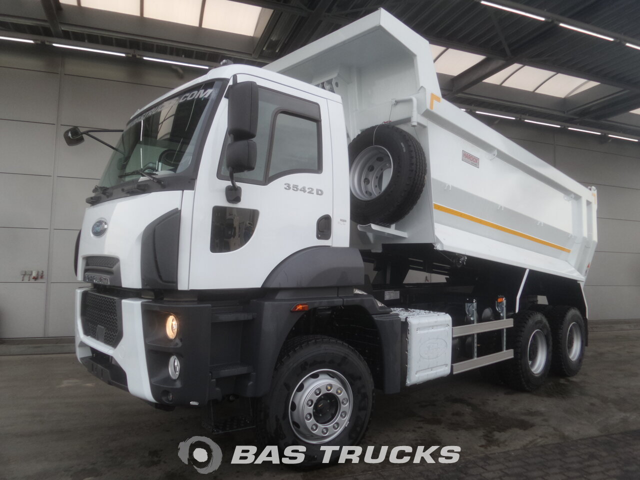 Ford Cargo 3542 D Truck Euro Norm 3 60400 Bas Trucks