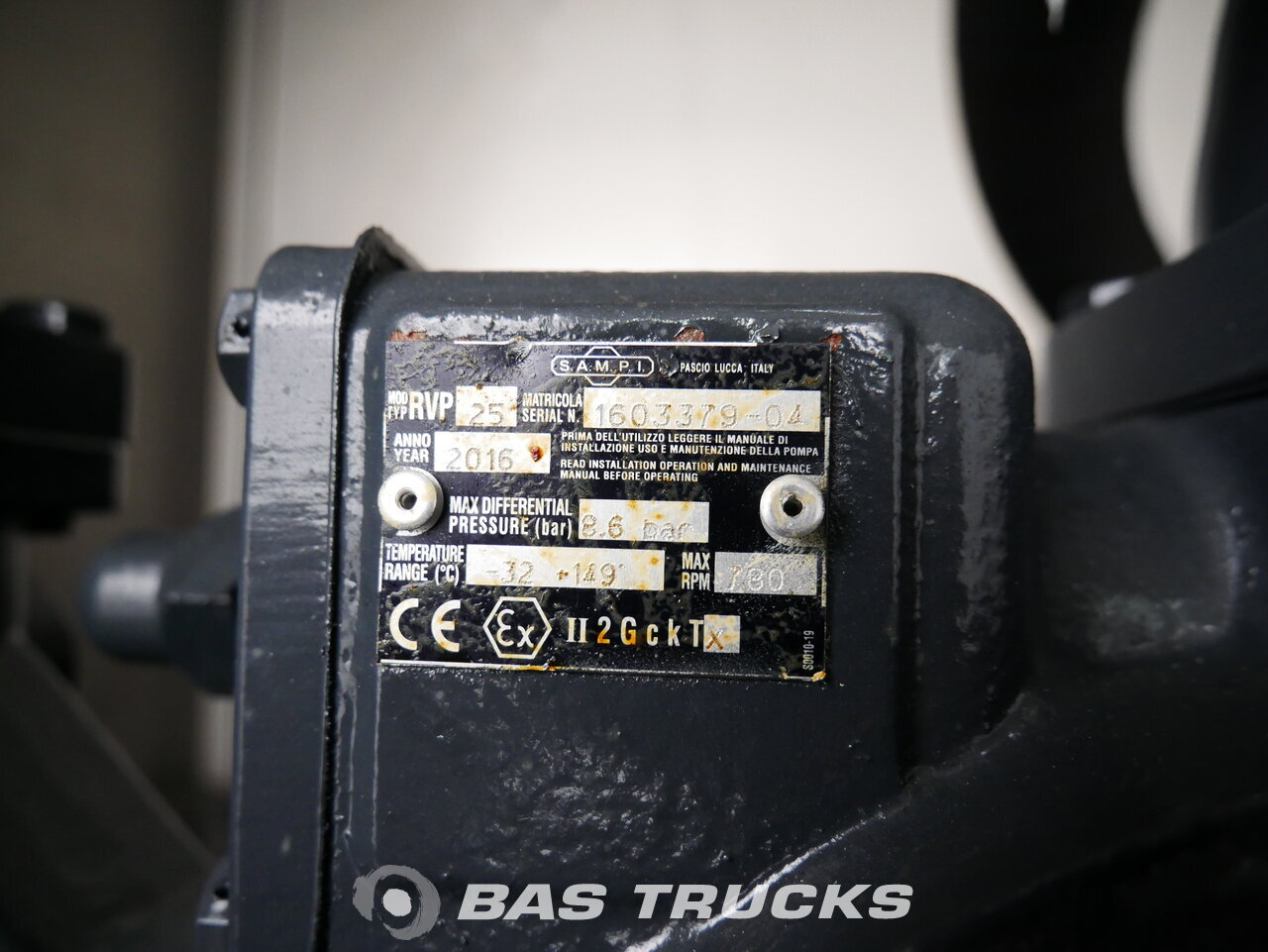 For sale at BAS Trucks: IVECO Astra HD9 42 38-80 4X2 New