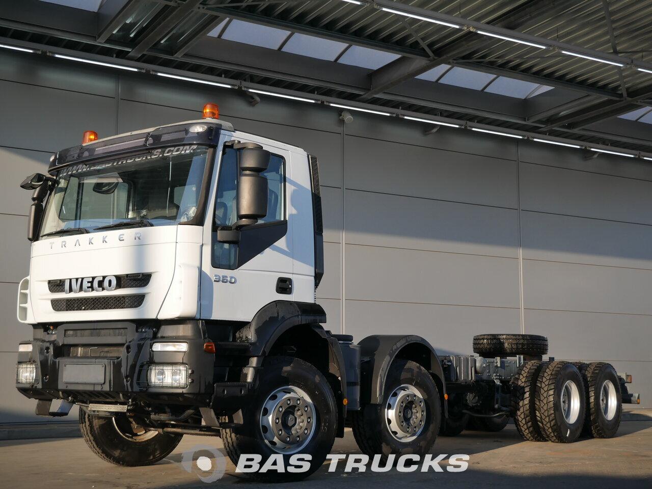 Iveco Trakker Ad320s36 Truck Euro Norm 4 49400 Bas Trucks