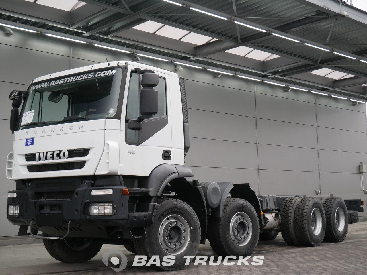 photo of New Truck IVECO Trakker AD410T42 8X4