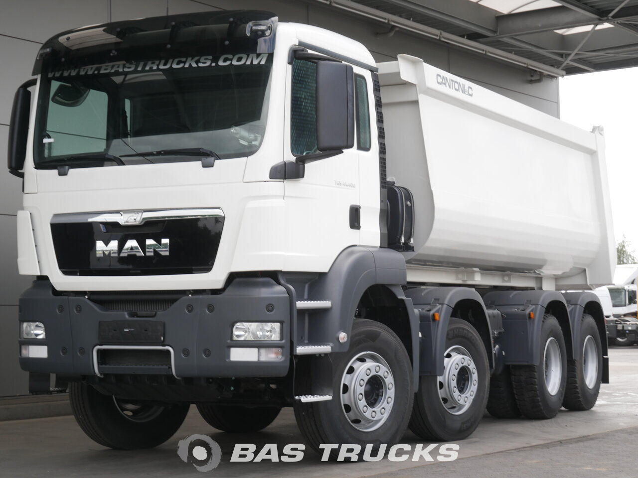 photo of New Truck MAN TGS 41.400 M 8X4