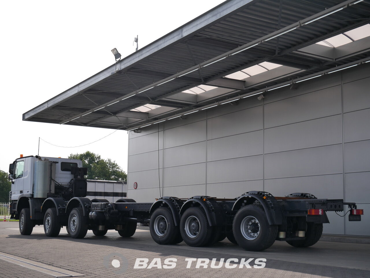 photo of New Truck Mercedes Actros 6555 K 12X6