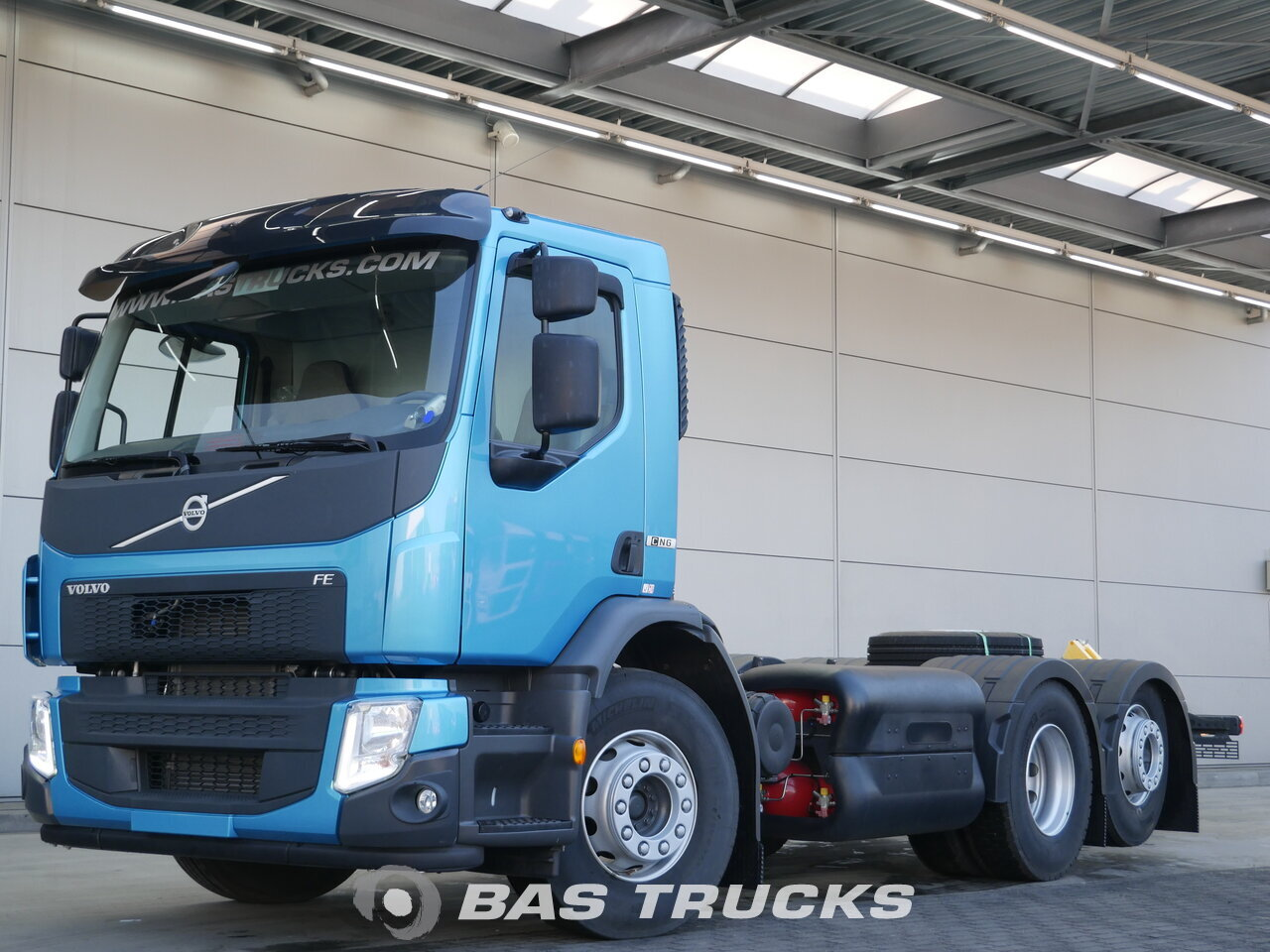 For sale at BAS Trucks: Volvo FE 320 6X2 New