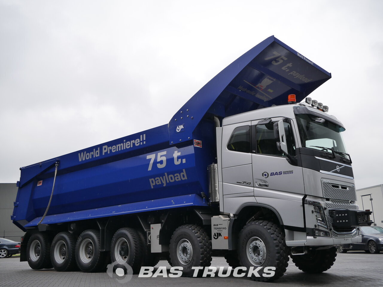 volvo fh16 750 truck euro norm 6 0 bas trucks. Black Bedroom Furniture Sets. Home Design Ideas