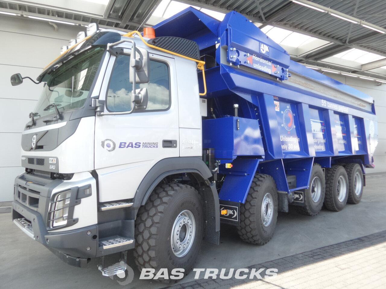 Volvo Fmx 540 Truck Euro Norm 6 0 Bas Trucks