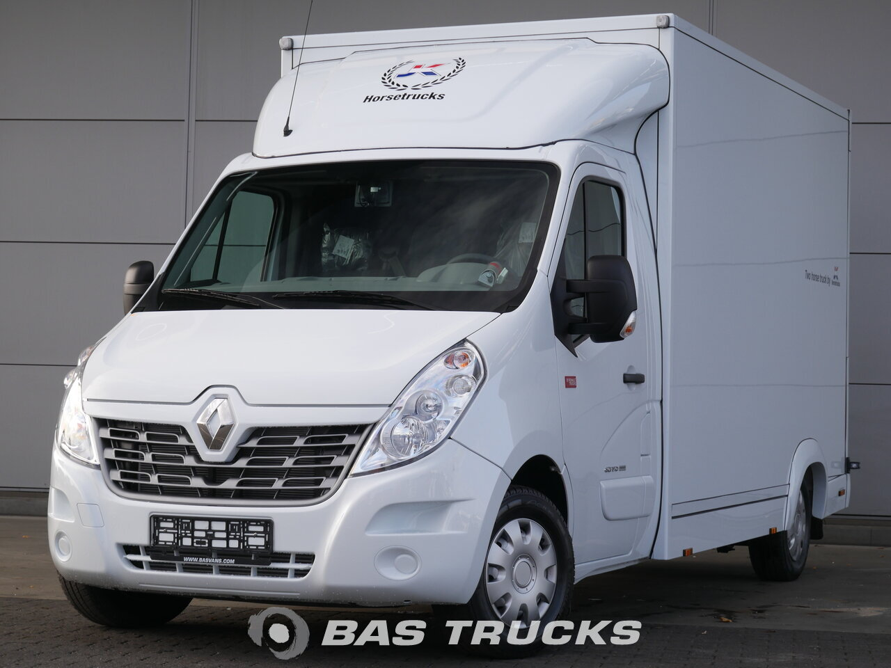 Foto van Nieuw Lichte bedrijfsauto Renault Master