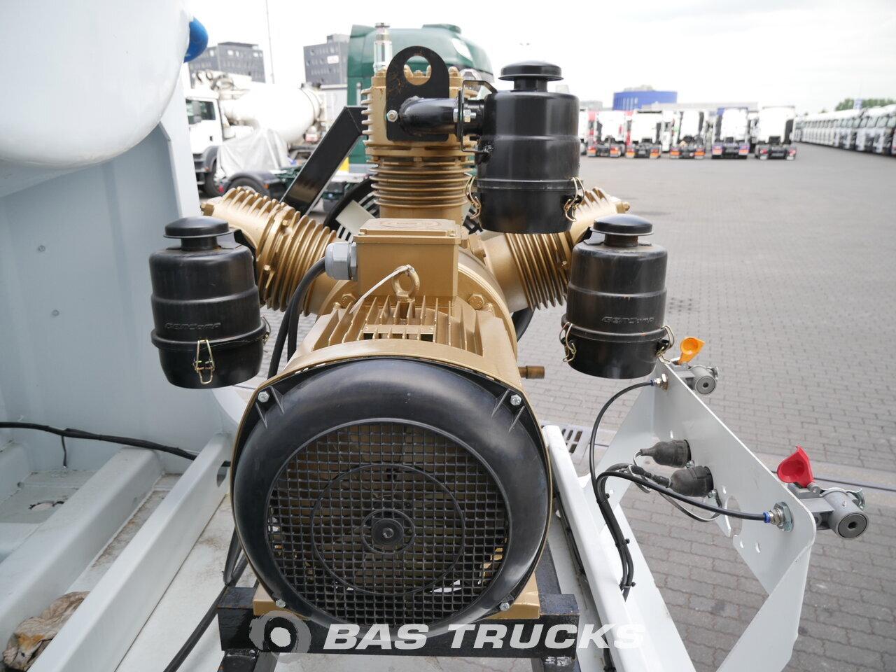 photo de Nouveau Semi-remorques Lider LD07 Liftachse Compressor 3 Essieux