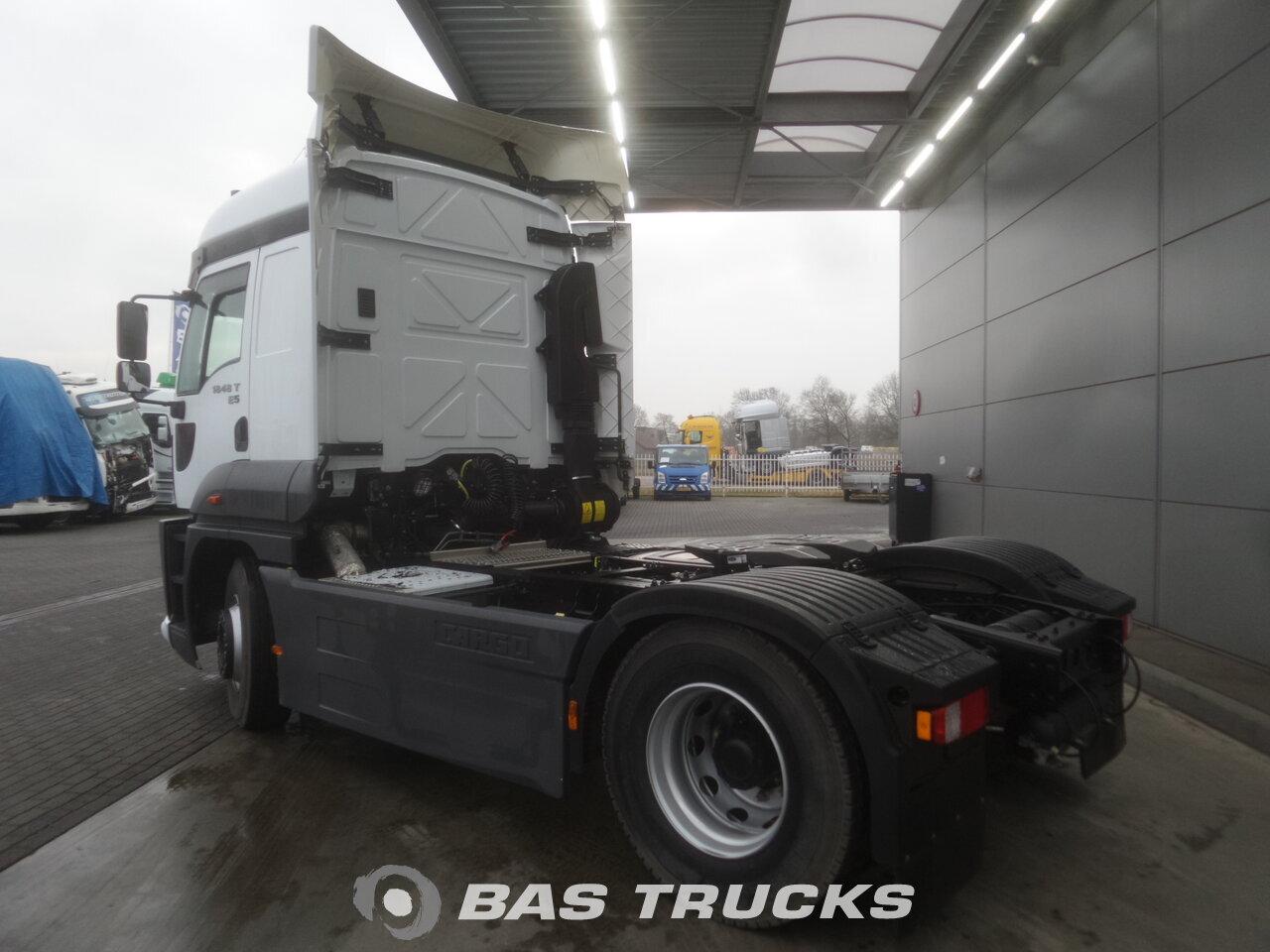 photo de Nouveau Tracteur Ford Cargo 1848 T 4X2