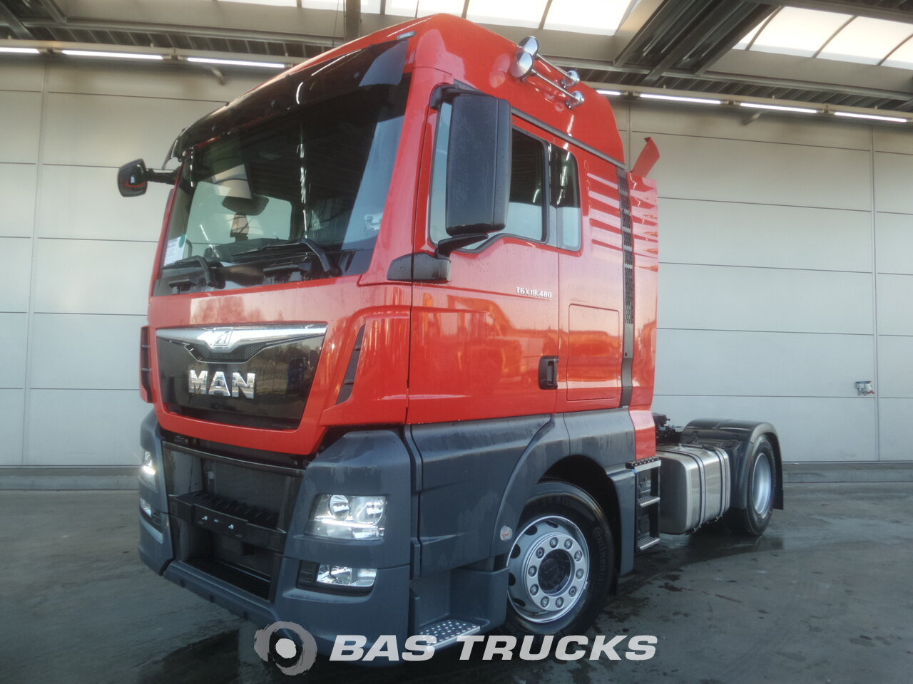 photo de Nouveau Tracteur MAN TGX 18.480 XLX 4X2