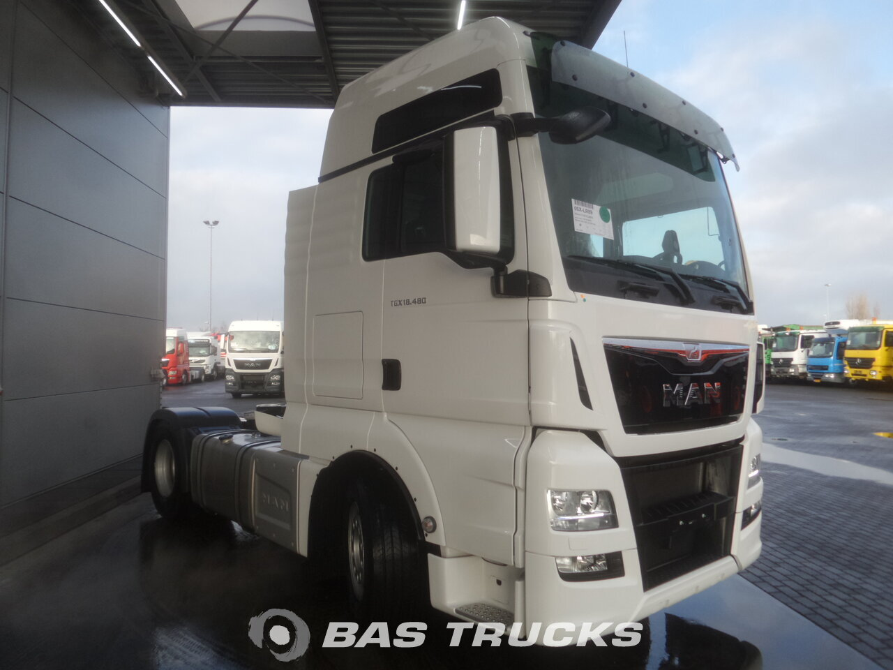 photo de Nouveau Tracteur MAN TGX 18.480 XXL 4X2