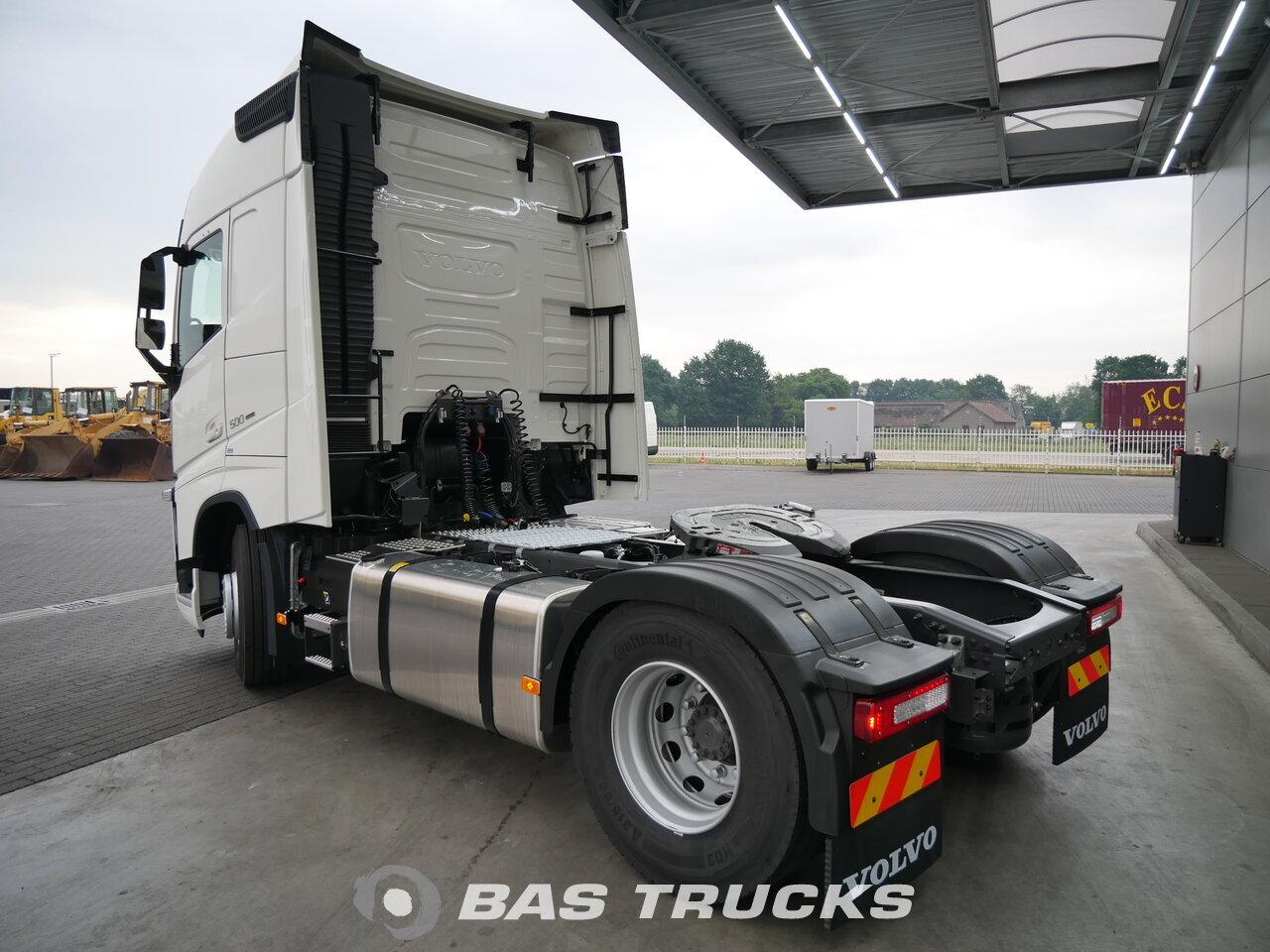 photo de Nouveau Tracteur Volvo FH 500 4X2