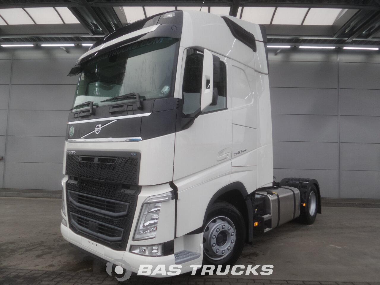 photo de Nouveau Tracteur Volvo FH 540 4X2