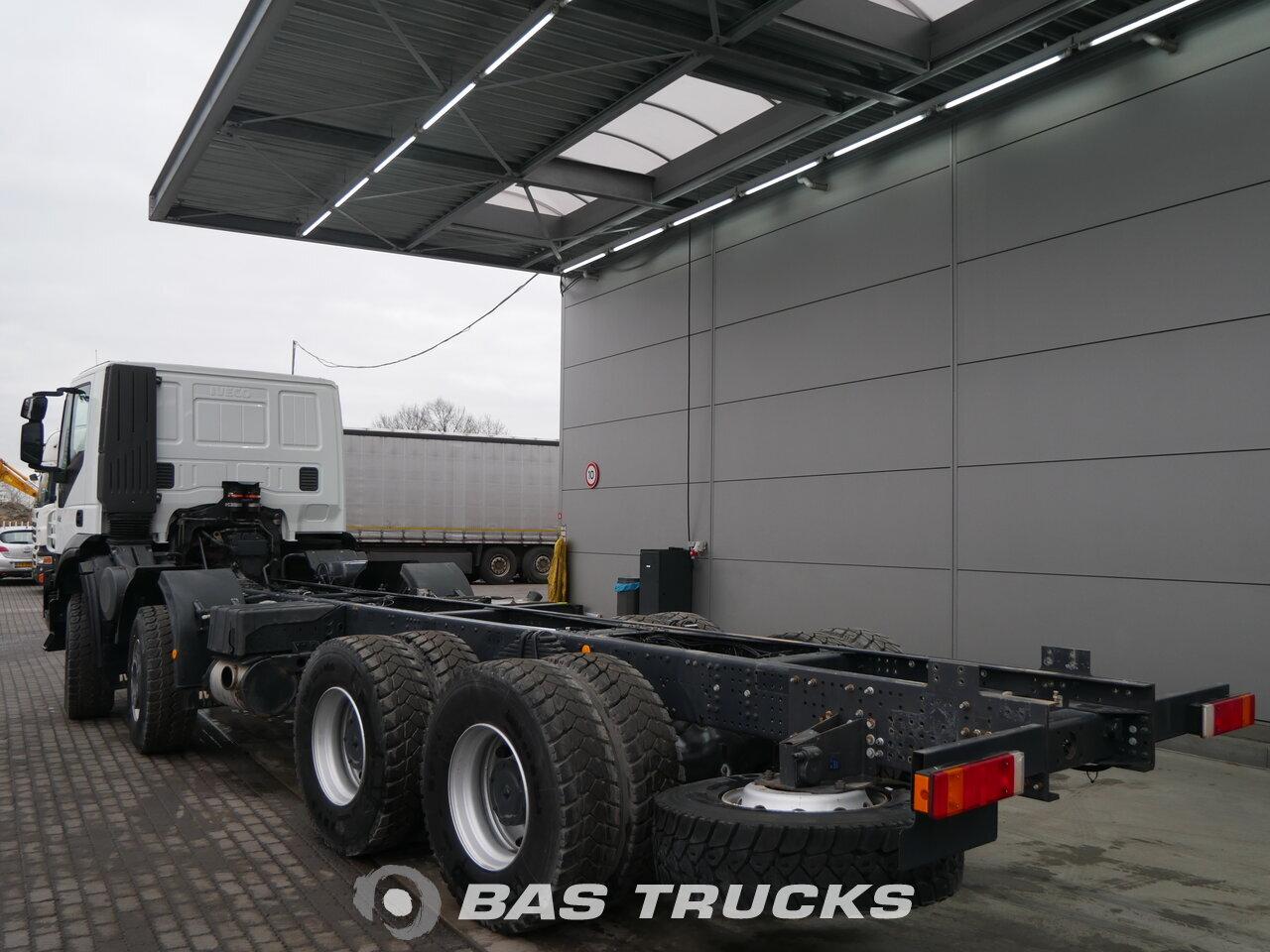 Fénykép: Novo Kamion IVECO Trakker AD410T42 8X4