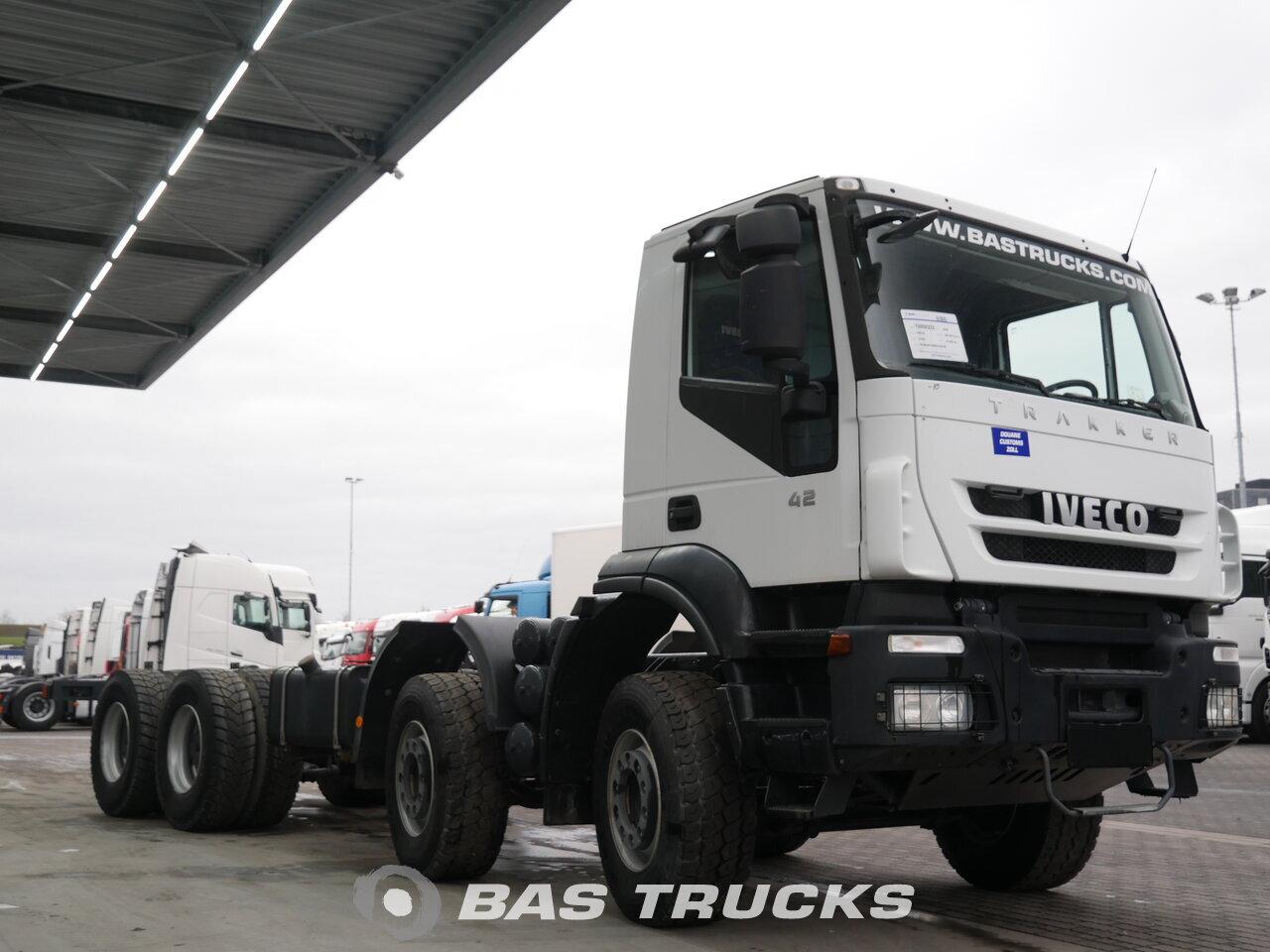 foto de Nuevo Camiones IVECO Trakker AD410T42 8X4