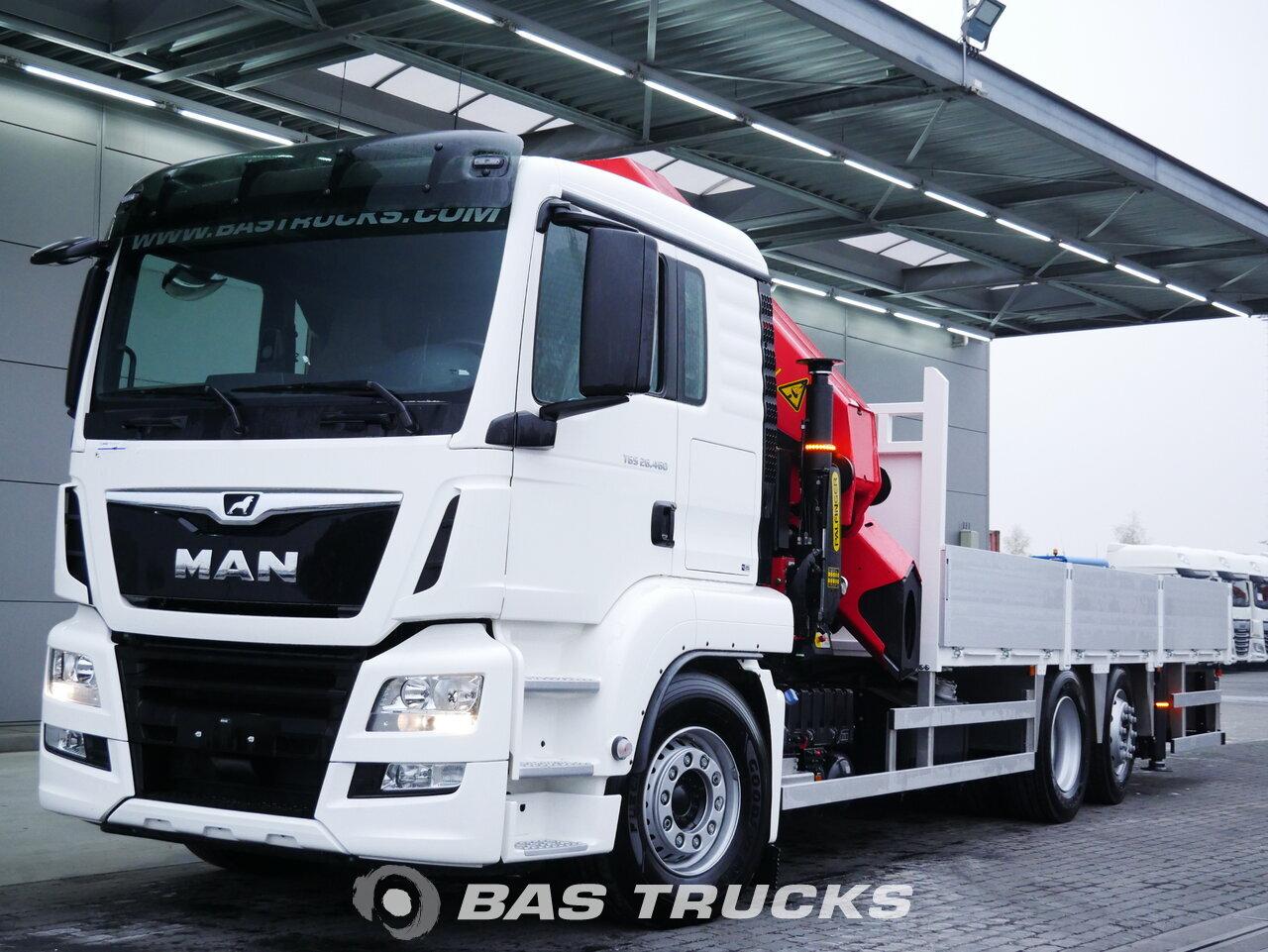 foto de Nuevo Camiones MAN TGS 26.460 L 6X2