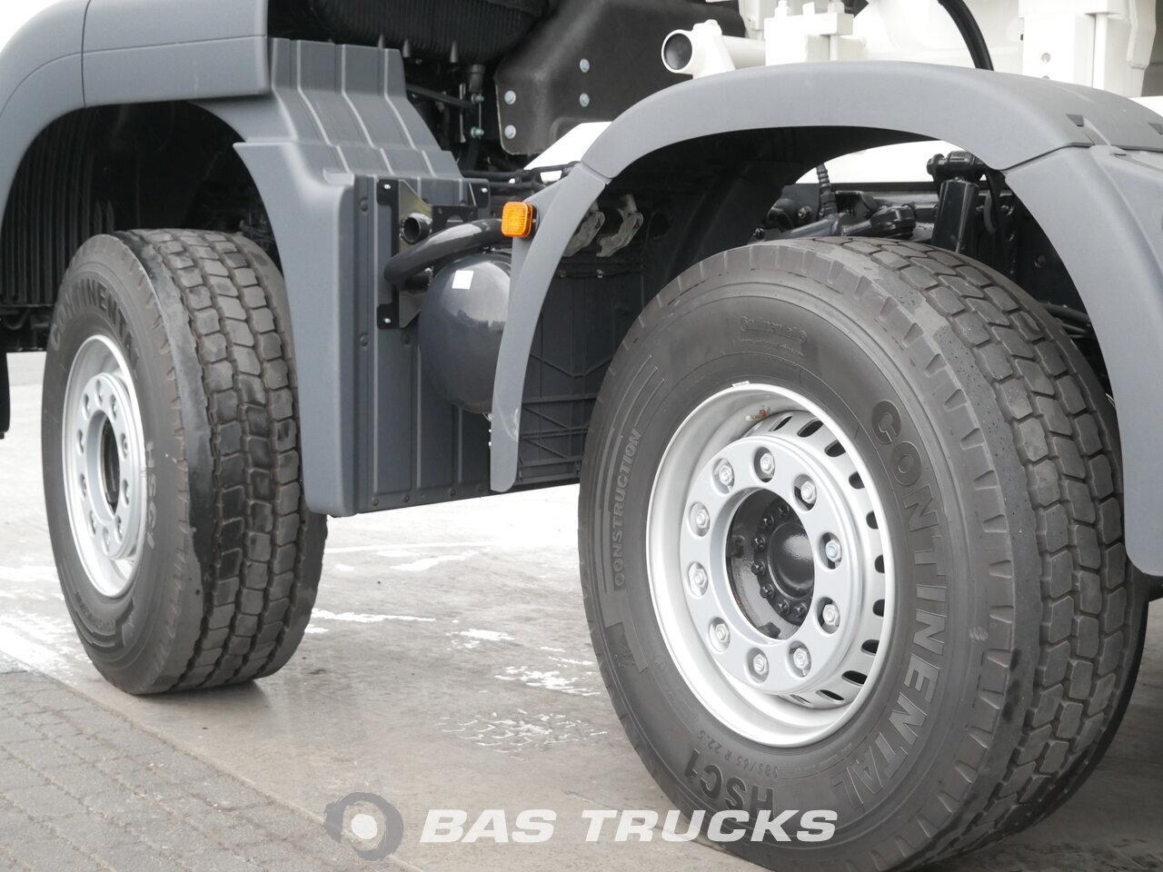 foto de Nuevo Camiones MAN TGS 44.400 M 8X4